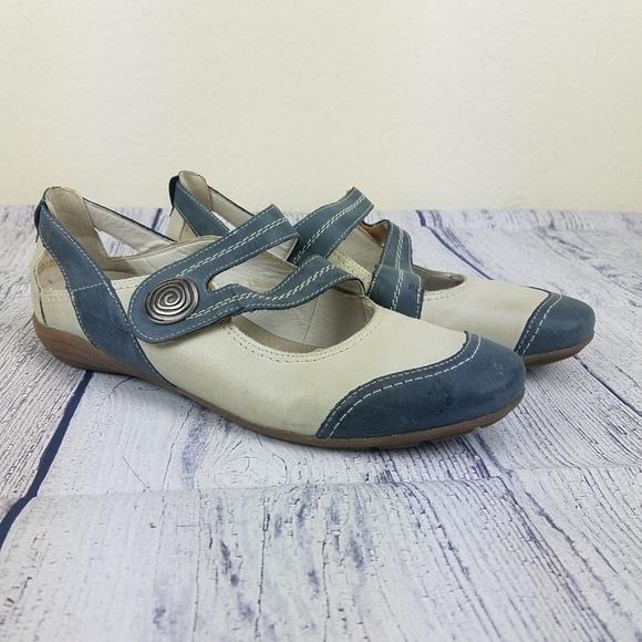 1a8f8f131222f Remonte Dorndorf Reiker Mary Jane Shoes sz 8. M_5c3c4d8a409c157499521b4c